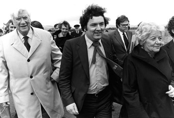 John Hume and Thomas P. O'Neill