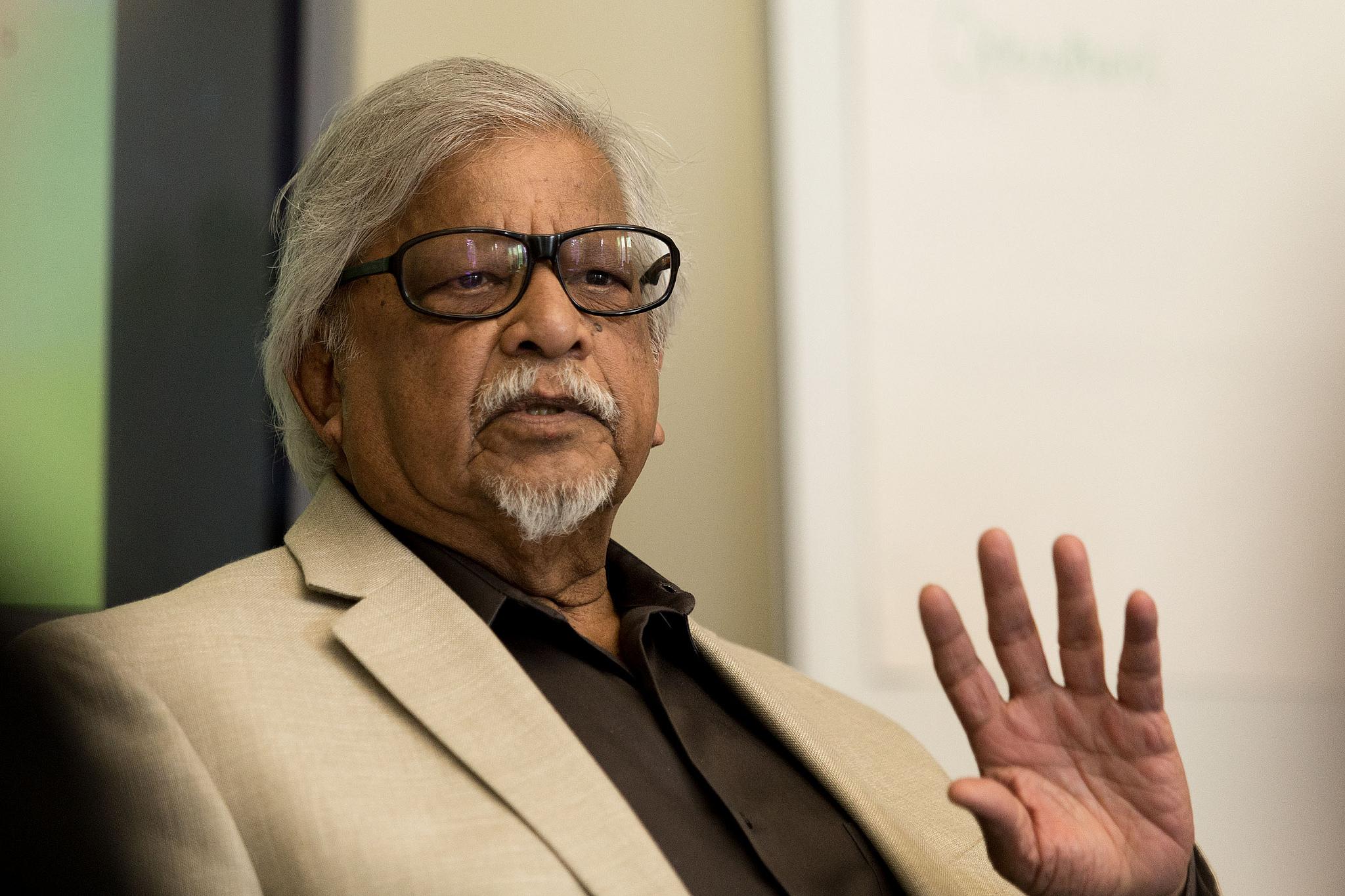 Dr Arun Gandhi's Lecture Online