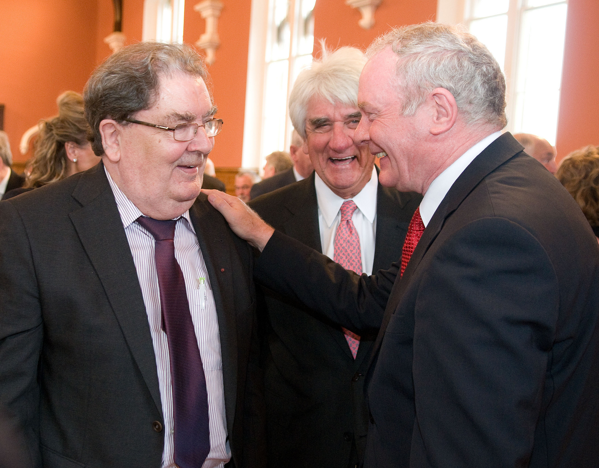 Ulster Announces Funding Boost for Hume O'Neill Peace Chair