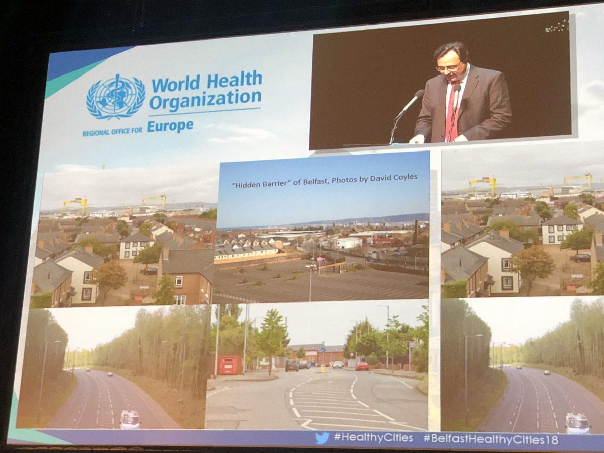 Keynote Address WHO Belfast