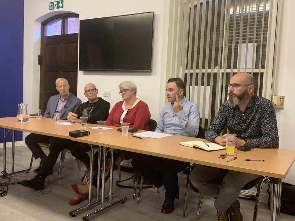 Screening Violence: Panel