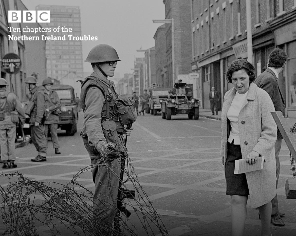 Launch BBC Troubles Archive