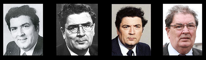 John Hume Archive on CAIN