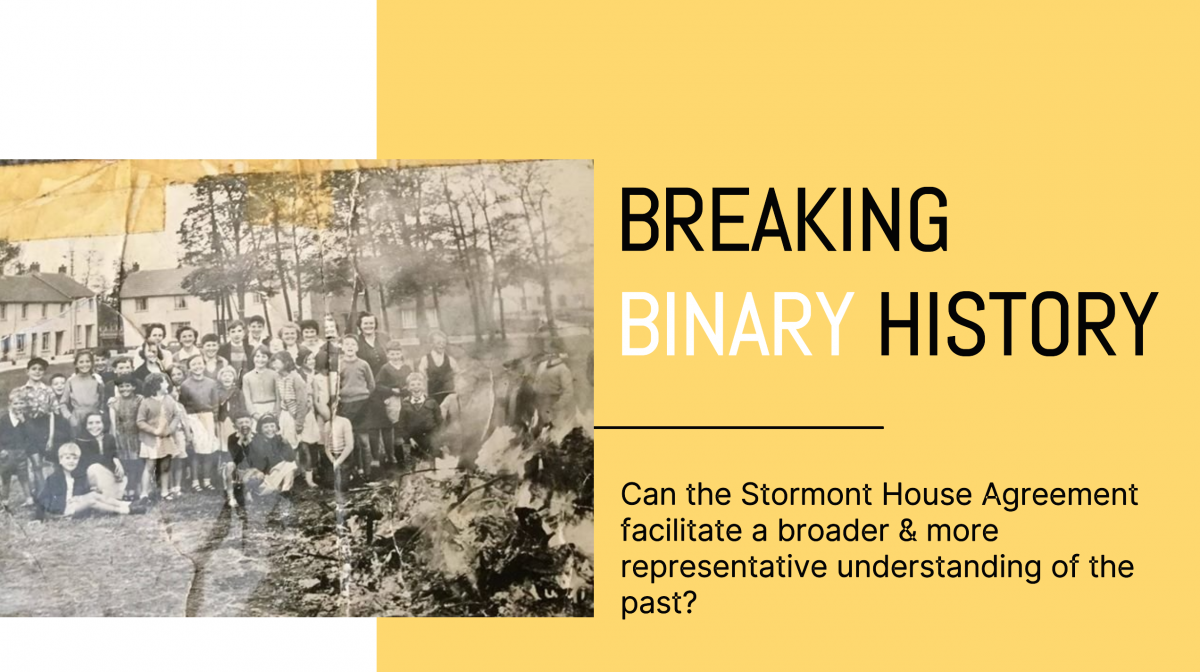 Seminar: Breaking Binary History