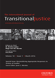 Masculinities in Transition Publications